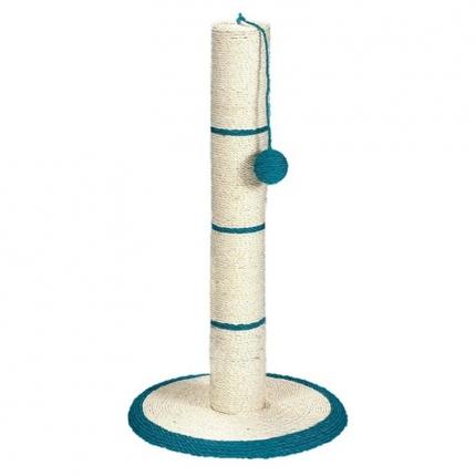 TRIXIE Когтеточка-столб для кошек с игрушкой