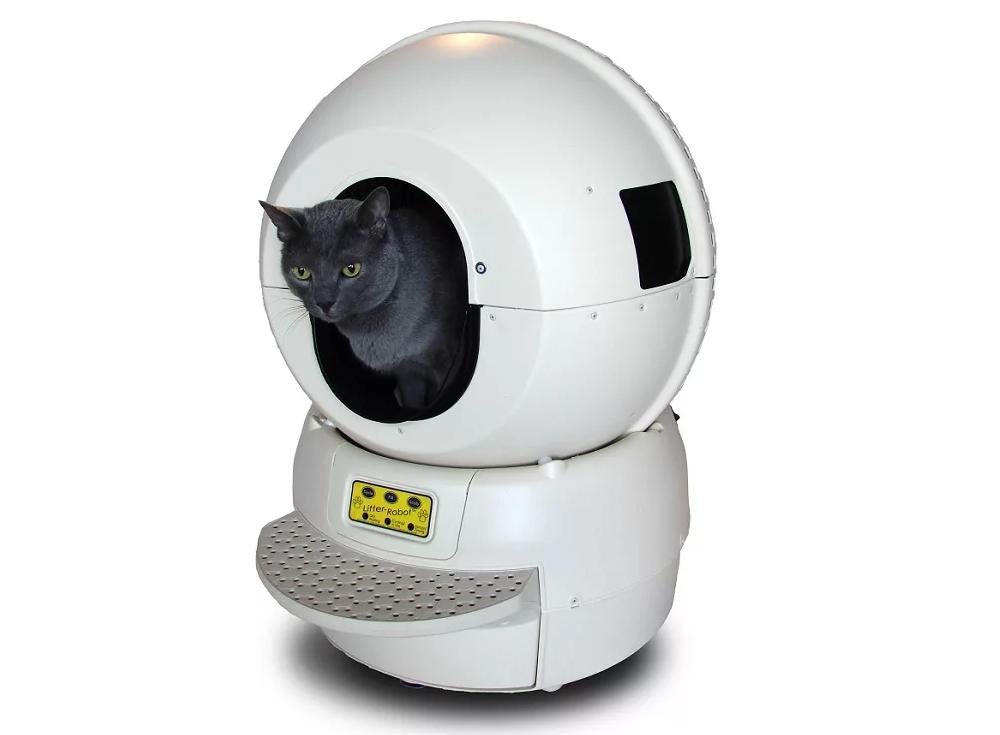 биотуалет для кошки